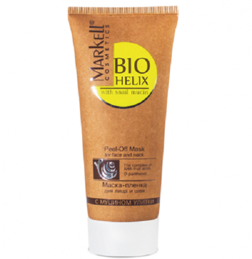Bio helix маска пленка с муцином улитки